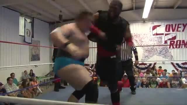2014 Dave Duncan Memorial: 4 Bazooka Joe & Ace Montana v. The D-Line