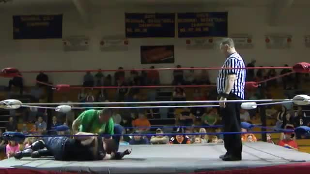 2014 All or Nothing 8: 4. Big John Greene v. Justin Tyme