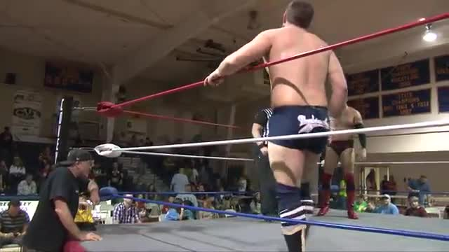 2014 All or Nothing 8: 7 Cody Hall v. Aken Pembrooke