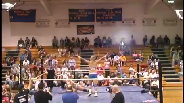 2011 War Path: 3. Hannah Blossom v. Mickie James (c)  Championship Match
