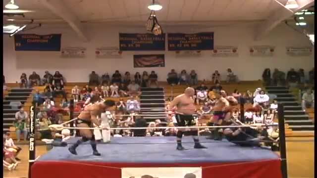 2011 War Path: 5. Covey Pro Rumble Match