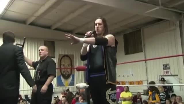 2013 Wrestling for a Cure: 3. Special In Ring Interview