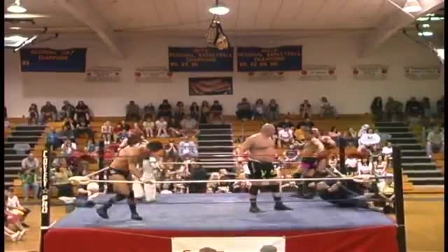 2011 All or Nothing 5: Covey Pro Rumble Match! 15 Competitors!