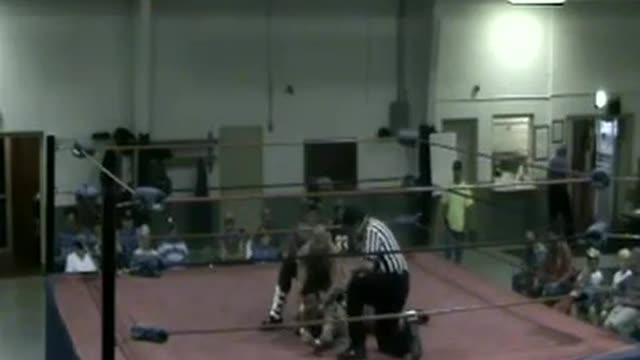 2009 A Conflict in Confluence! Featuring Crazii Shea, Sgt Cody Magraw and Tatanka!