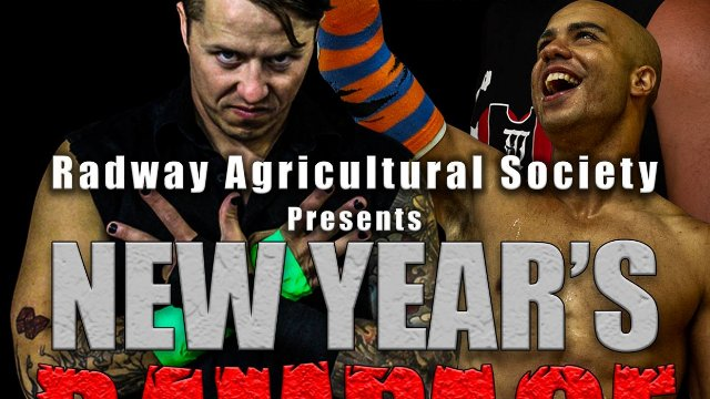 RCW New Year's Rampage 2019
