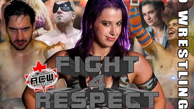 RCW Fight for Respect 2019