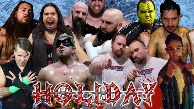 RCW Holiday Chaos 2018