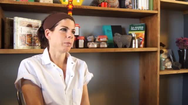 Entrevista de Vanessa Musi en Puebla, México