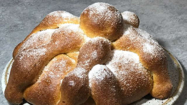 Pan de Muerto y Rosca de Reyes Nobles - Webinar en Español