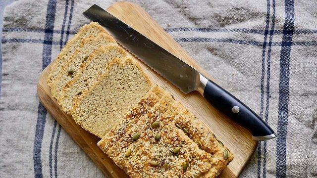 Keto Bread Baking Class - Webinar in English