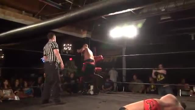 5/31/14 - United We Stand - AAW Pro
