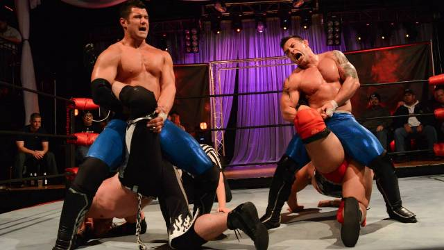11/7/14 - A Monster's Rage - AAW Pro