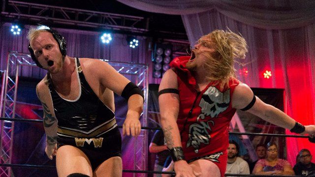 6/19/15 - Killers Among Us - AAW Pro