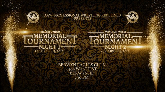 10/13/17 - Jim Lynam Memorial Tournament Night 1 - AAW Pro