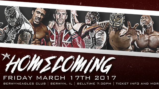 3/17/17 - Homecoming - AAW Pro