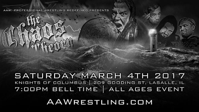 3/4/17 - The Chaos Theory - AAW Pro