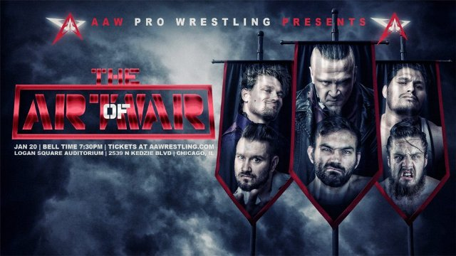 1/20/18 - The Art of War - AAW Pro
