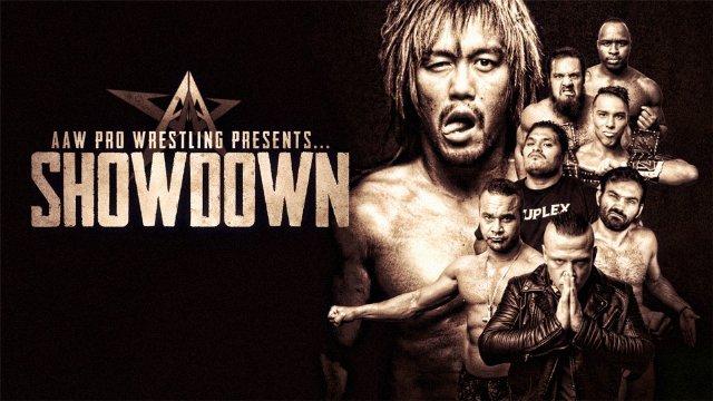 2/17/18 - Showdown - AAW Pro