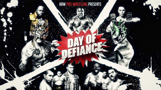 5.5.18 - Day of Defiance - AAW Pro