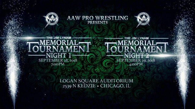 9.29.18 - Jim Lynam Memorial Tournament Night 2 - AAW Pro