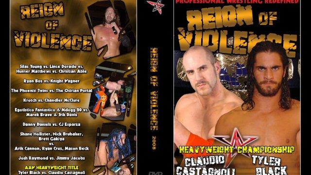 10/4/08 - Reign of Violence