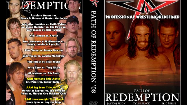 1/19/08 - Path of Redemption