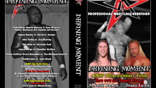 5/19/07 - Defining Moment