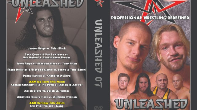 7/28/07 - Unleashed