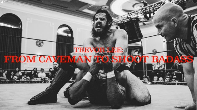 Trevor Lee: From Caveman To Shoot Badass