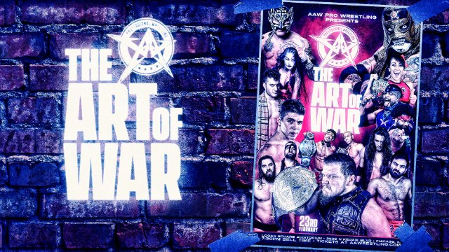 2.23.19 - The Art Of War - AAW Pro