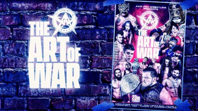 2.23.19 - The Art Of War - AAW Pro