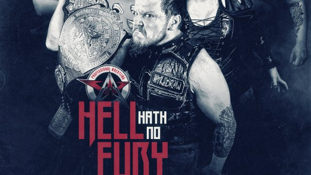 3.16.19 - Hell Hath No Fury - AAW Pro Wrestling