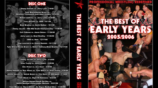 Best of AAW - The Early Years