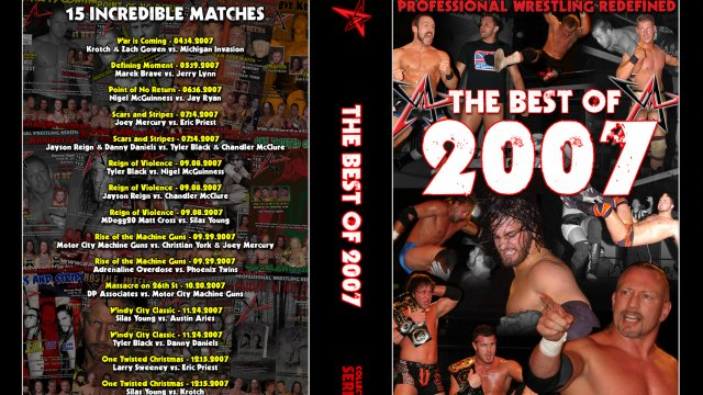 AAW Pro - The Best of 2007