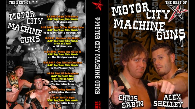 AAW Pro - The Best of the Machine Guns