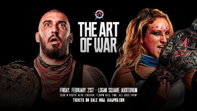 2.21.20 - The Art of War - AAW Pro