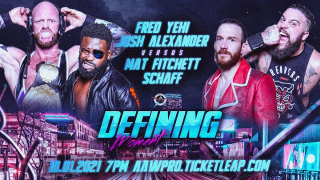 10.1.21 - Defining Moment - AAW Pro