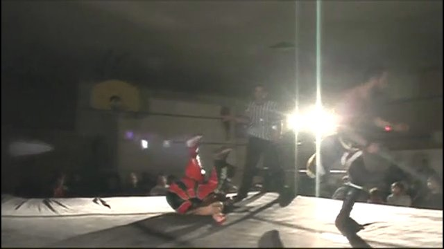 11.20.09 - War Is Coming - AAW Pro