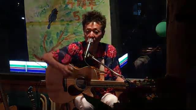 Live @ Green World Cafe PART 1 - 16/05/15