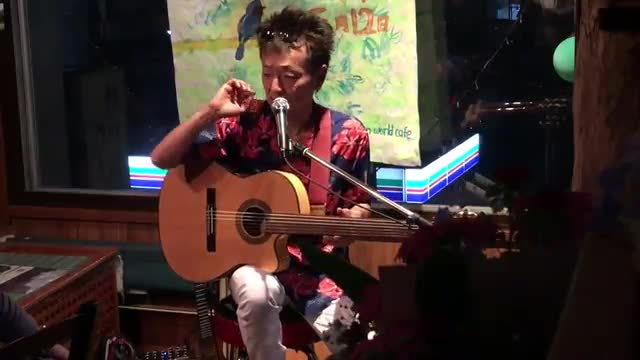 Live @ Green World Cafe PART 2 - 16/05/15