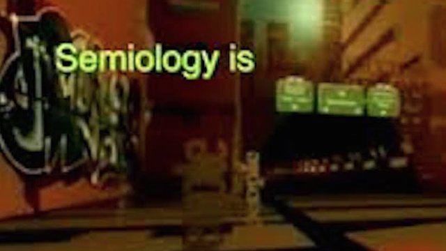 Saussure - Foundations of Semiology