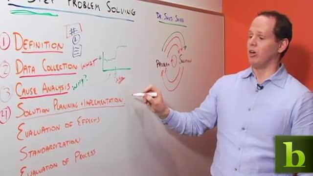 Seven Step Problem Solving