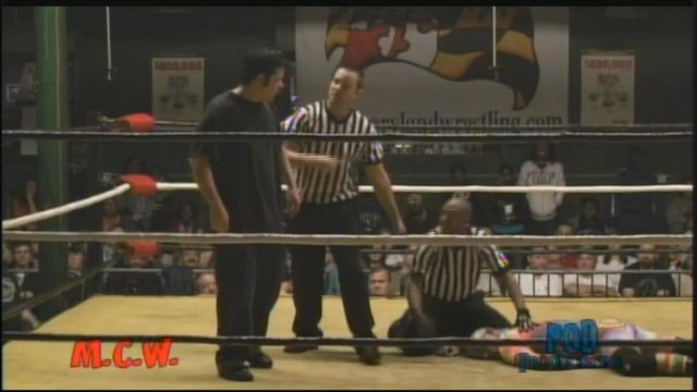 MCW Legends of Maryland 2