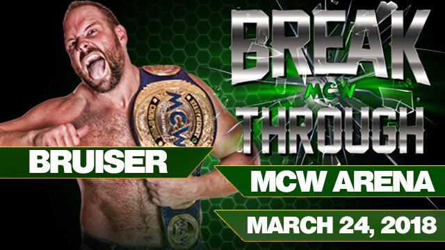 MCW Breakthrough:  Proving Ground