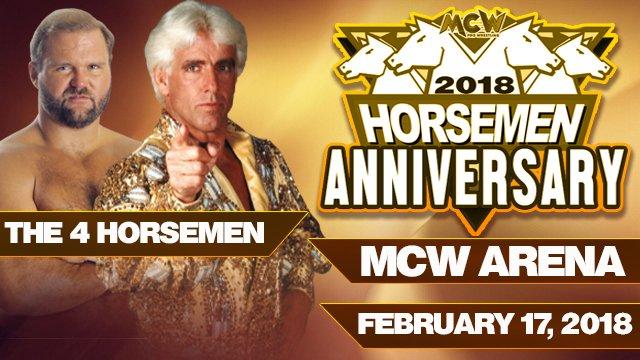 MCW Horseman Anniversary 2018