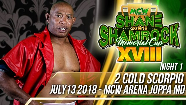 Shane Shamrock Memorial Cup 2018 (Night 1)