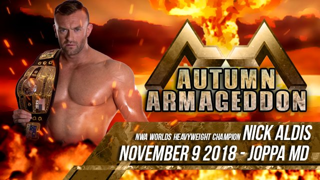 Autumn Armageddon 2018 Joppa MD