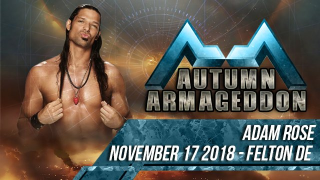Autumn Armageddon 2018 - Felton DE