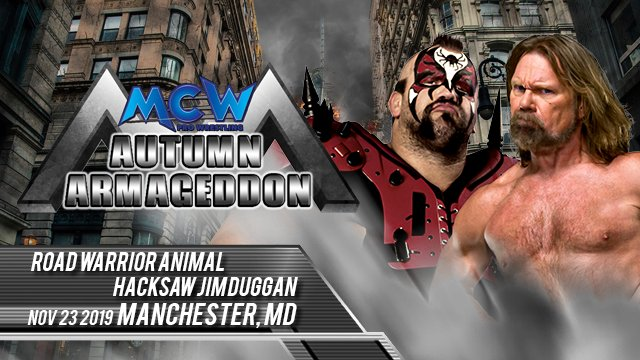 MCW Autumn Armageddon 2019 - Manchester, MD