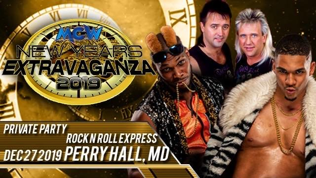 MCW New Year's Extravaganza